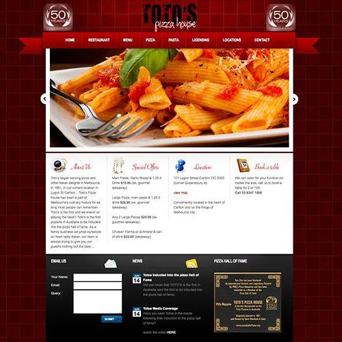 totos-website