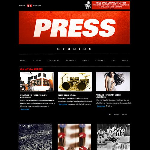 press-studios