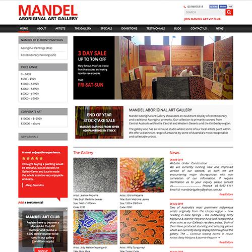 mandel-web